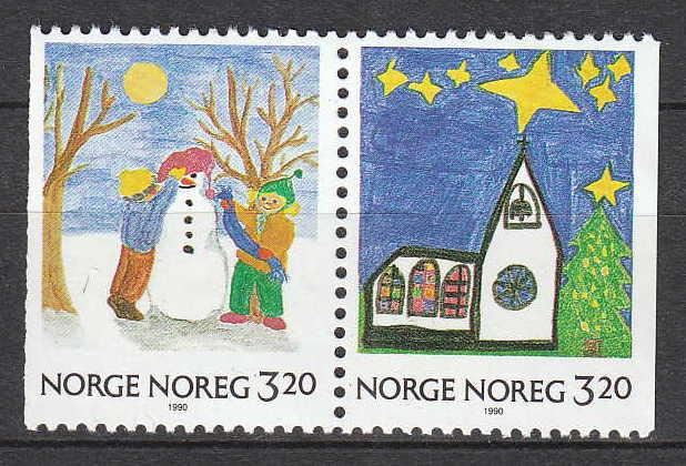 Norge 1990