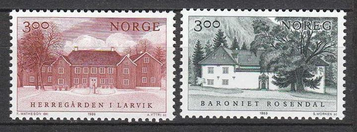 Norge 1989