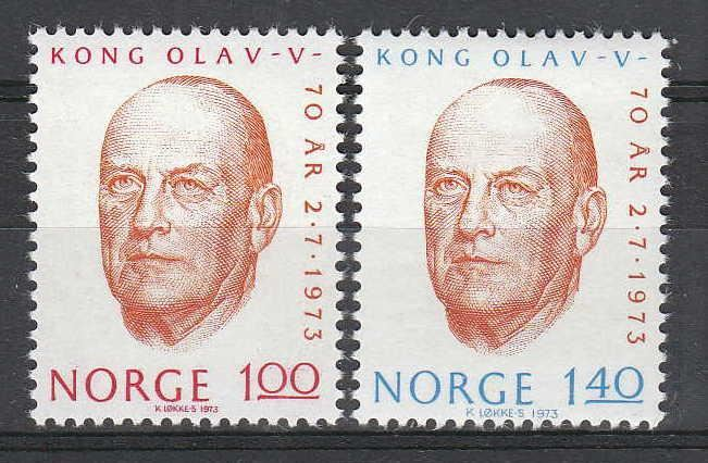 Norge 1973