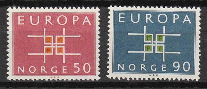 Norge 1963