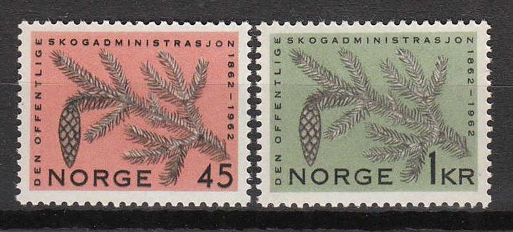 Norge 1962