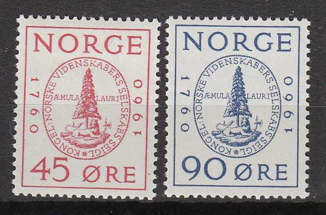 Norge 1960
