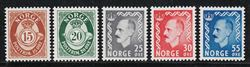 Norge 1951-52
