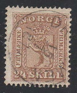 Norge 1863